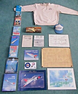 AVRO ARROW Collection - 22 Items