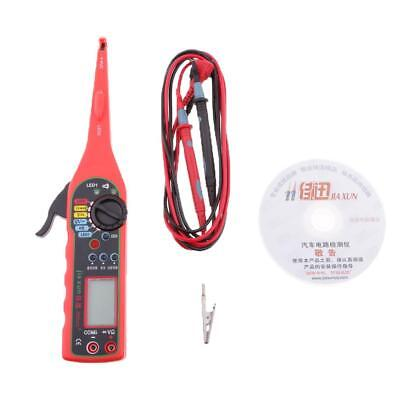 Car Circuit Tester Truck Test Pencil LED Lamp Wire Detector Diagnostic 12V
