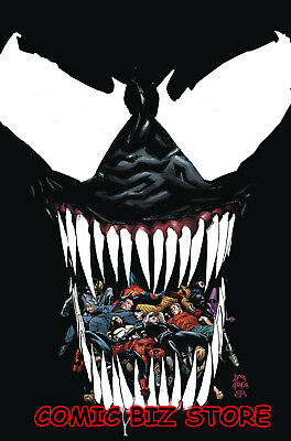 Amazing Spider-Man Venom Inc Alpha #1 (2017) 1St Printing Marvel Legacy Tie-In