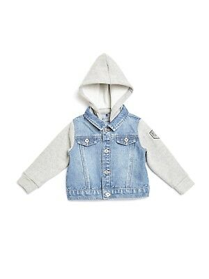 GUESS Factory Jameson Denim Jacket (0-24M)