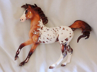 Breyer FIRE Ethereal Collection Horse with base and certificate