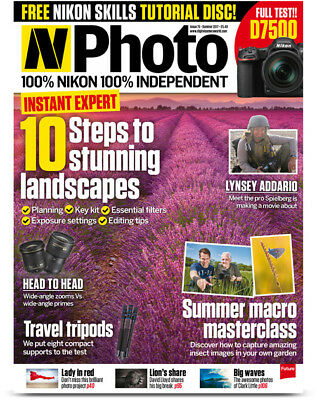 11 x N-Photo Magazines March to  December Plus Summer Edition
