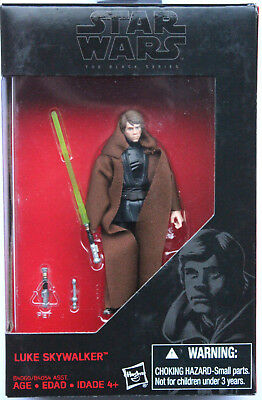 Star Wars The Black Series 3,75 Inch Luke Skywalker  Walmart Exclusive Hasbro