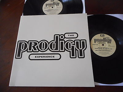 PRODIGY Experience 2 LP XL RECORDINGS UK 1992 rare