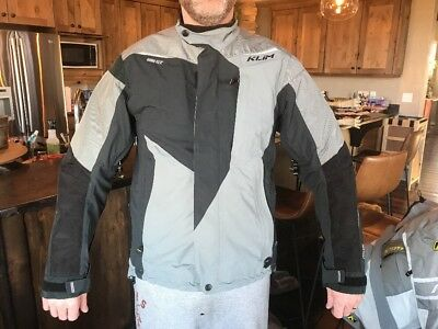 Klim Traverse Jacket - Size Large