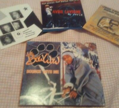 Lil Bow Wow : Bounce With Me SoSoDef 2000 Single + Inserts CD