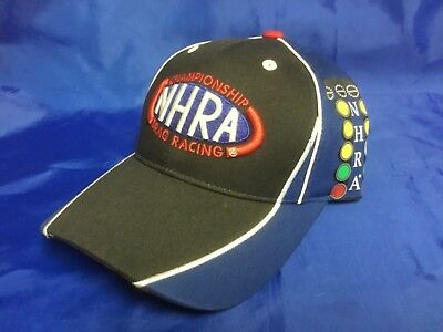 Nhra Championship Drag Racing Salesman Sample Bluegray Christmas