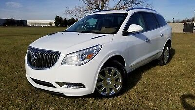 2016 Buick Enclave Leather AWD 2016 Buick Enclave Leather AWD like new low miles rebuilt title save 17 15 14 13