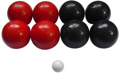 Composite Molded Backyard Games Bocce Balls Set Carrying/Storage Bag Play Zone