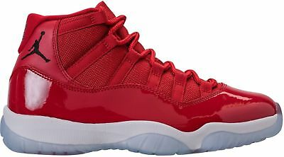 Nike Air Jordan 11 Win Like '96 XI Retro Gym Red 378037 623