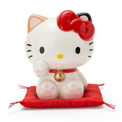 Hello Kitty Fukuoka Piggy Bank Sanrio Kawaii Japan f/s