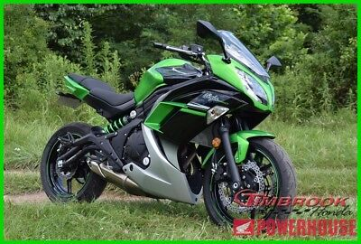Kawasaki Ninja®  2016 Kawasaki Ninja 650 ABS Great bike and a great value!