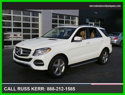 2017 Mercedes-Benz GLE 350 GLE 350 2017 GLE 350 Used 3.5L V6 24V Automatic Rear Wheel Drive SUV Premium