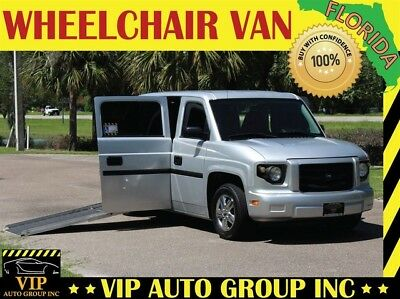 2012 VPG G80  2012 MV-1 Handicap Wheelchair Van Power Side Ramp Mobility Lift
