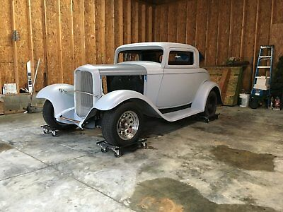1932 Other Makes  1932 Ford 3 window coupe !!!!
