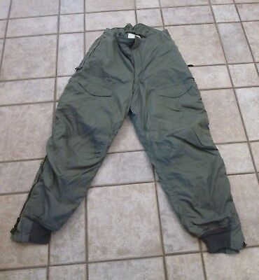 F1-B Extreme Cold Weather Military Super Warm GI Snow Pants 34 Trousers ECW