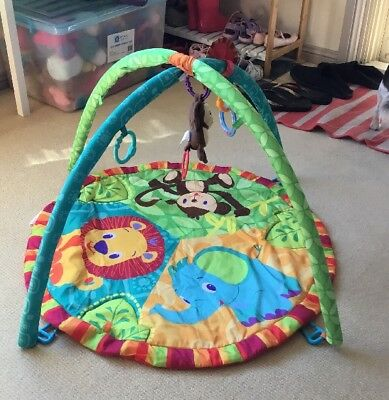 Bright Starts Pal Around Jungle ( Tummy Time Mat) Can Be Picked Up From Berowra