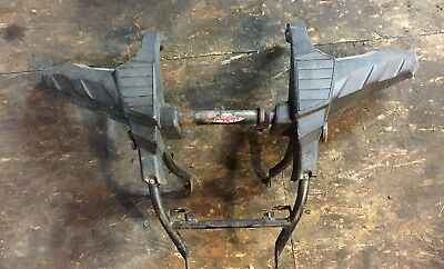 2007-2011 Yamaha Grizzly 550 700 Front Bumper