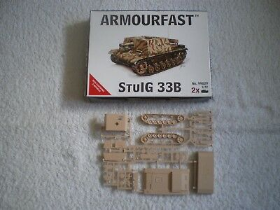 4 x 1/72 armour kits: Dragon, S-Model, Armourfast and Airfix but read notes
