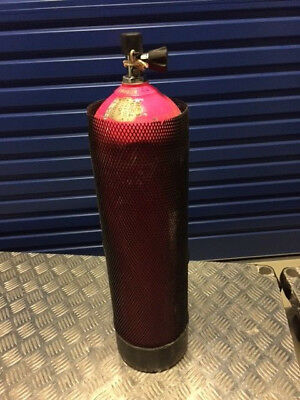 Scuba Dive Tank Steel x 2, diving, paintball