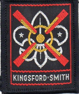 N S W  Scout Badge  Kingsford Smith