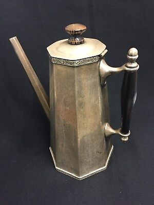 Silver Coffee Pot  Marked Paul Revers Silver Company
