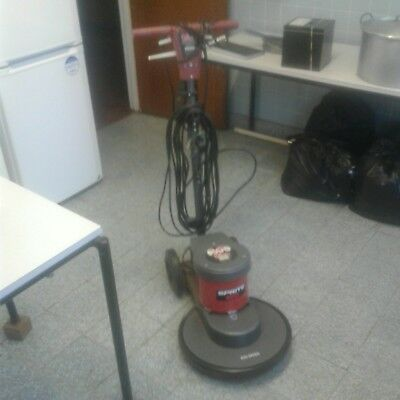 victor sprite 400 electric floor cleaner/polisher/buffer