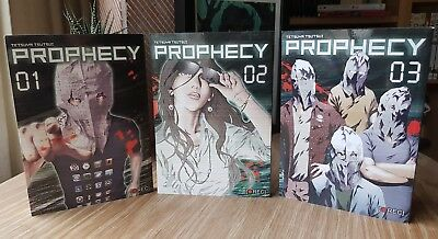 MANGA Prophecy Complete