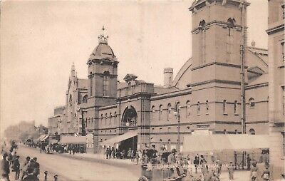 London Uk~Royal Agricultural Hall~Tuck Town & City Series 2001Photo Postcard