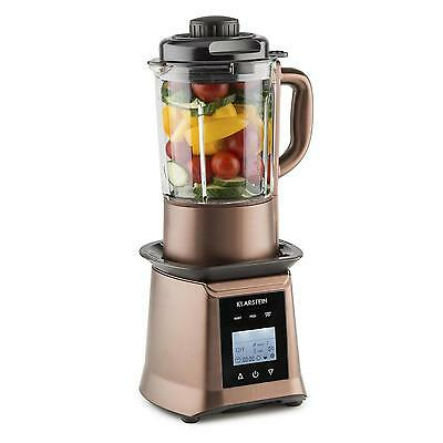 Frullatore Mixer Professionale Smoothie Soup Maker Riscalda Elettrico Cocktail