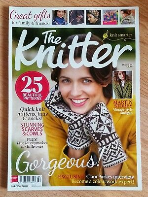The Knitter Magazine Issue 64 - Subscriber Edition