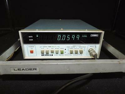 Leader LDC - 823S Digital Counter 10Hz - 250mHz