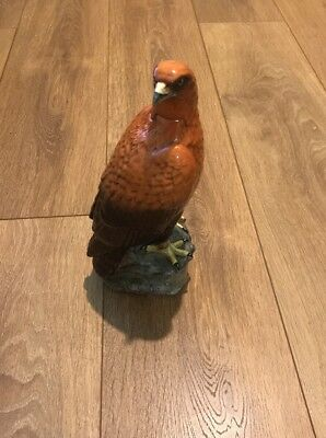 Golden Eagle Whisky Decanter. Good state. Beswick