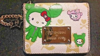 Tokidoki Hello Kitty Sandy-2008 Rare Limited Edition Handbag and Accessories