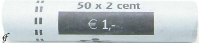 Luxemburg Rolle 2 Cent 2002