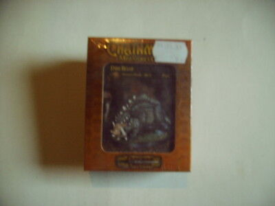 D&D Chainmail - Miniatures Game - Dire Boar - OVP