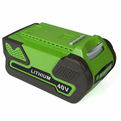 New 40V 4.0Ah Replacement 40v Lithium Battery for GreenWorks 29692 Gen1 Tools
