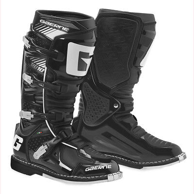 Gaerne SG-10 2016 MX/Offroad Boots Black