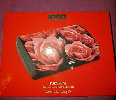 Pupa Rose Medium Cofanetto Trucco Make Up Kit