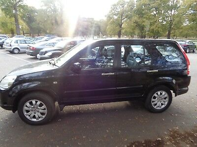 2006  Honda Cr-V 2.2Cdti Executive  4X4 Diesel