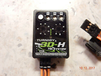 Turnigy 3D-H 3-Axis FBL-System