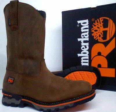 Timberland PRO AG Boss Soft Toe Work Boots - Waterproof - Square Toe - TB0A172P