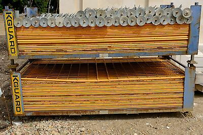 KGuard Temporary Edge Protection Safety Barriers & Posts