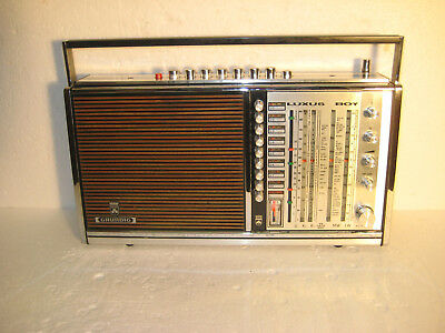Grundig Luxus Boy Holzdekor Super Top !!