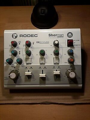 Rodec Sherman Restyler Analoge Filterbank f. TR808 909 Drumcomputer Synthesizer