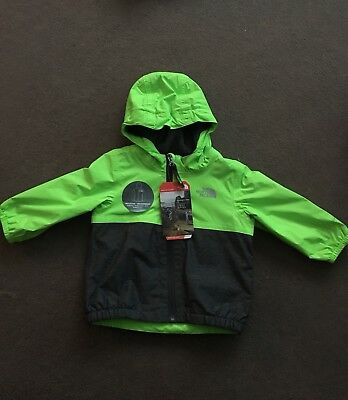 The North Face Baby Jacket - Green and Grey! Size 12Months! Brand New With Tags!