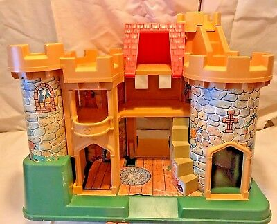 Vintage 1974 Fisher Price Play Family Castle #993  *CASTLE ONLY*