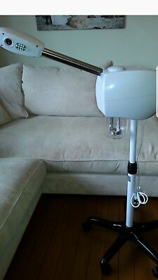 Light Therapy Steamer/ozone/ portable