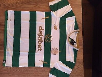Celtic 17/18 Home Top & Shorts....brand new with tags...XL size