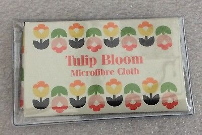 *brand New* Tulip Boom Glasses Cleaning Cloth - Dotcomgiftshop